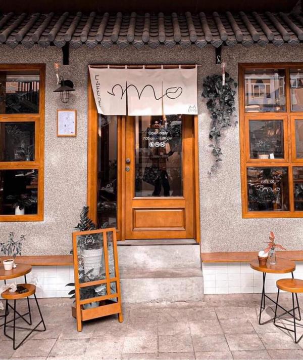 [Review] - CAFE DE MO, 151 Phùng Hưng . Hoàn Kiếm 2
