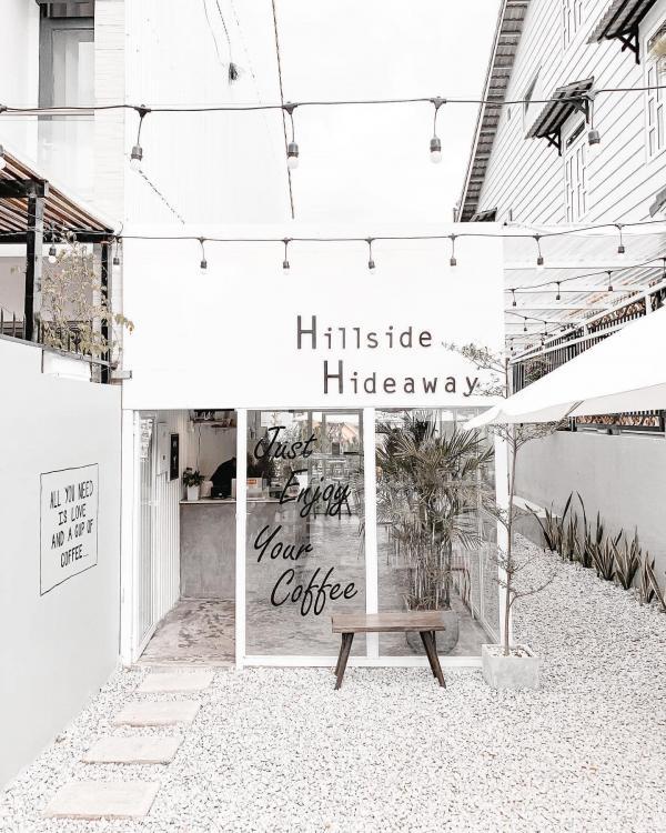 [Review] - CAFE - HOMESTAY, Tông trắng siêu xinh ở Đà Lạt 2