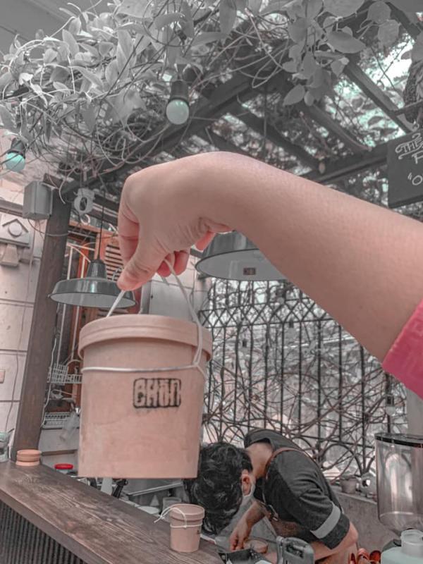 [Review] - CHỐN CAFE - Ngõ 40 Nhà Chung 3