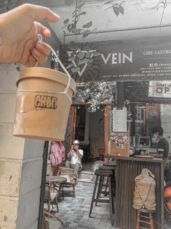 [Review] - CHỐN CAFE - Ngõ 40 Nhà Chung 2