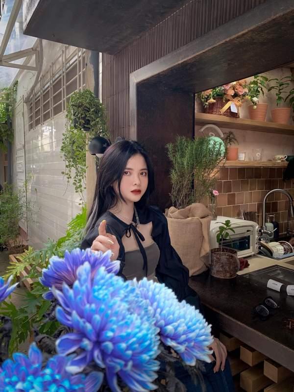[Review Cafe Đặng Văn Ngữ] - Moo:d kafe, tone gỗ trầm ấm, xinh xắn 3