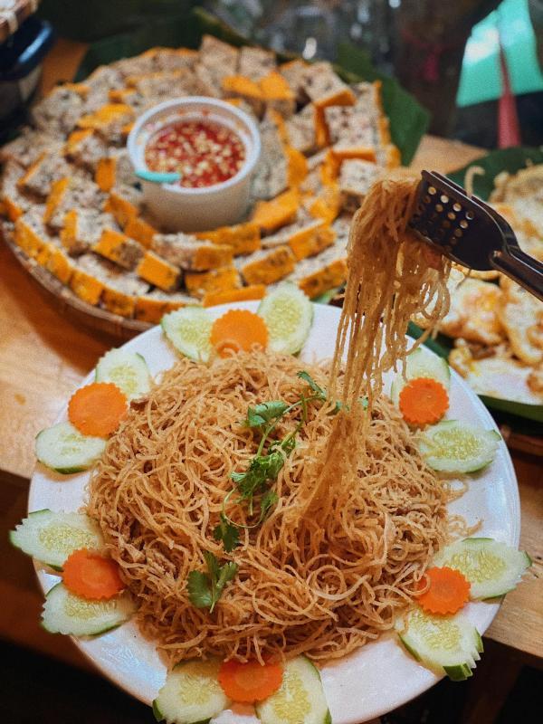 [Review] - Cafe Caro 84 Huỳnh Mẫn Đạt, Buffet trưa 59.000 VND ăn tẹt 2