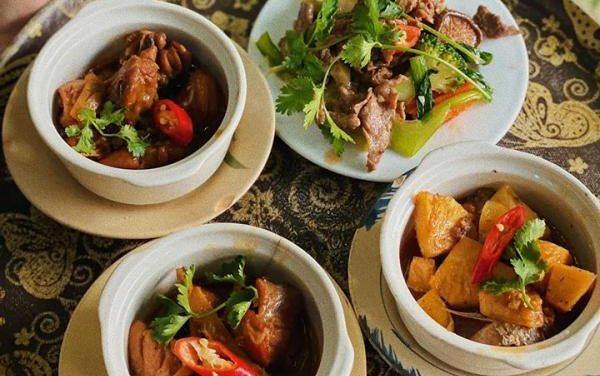 [Review] - Cafe Caro 84 Huỳnh Mẫn Đạt, Buffet trưa 59.000 VND ăn tẹt 14