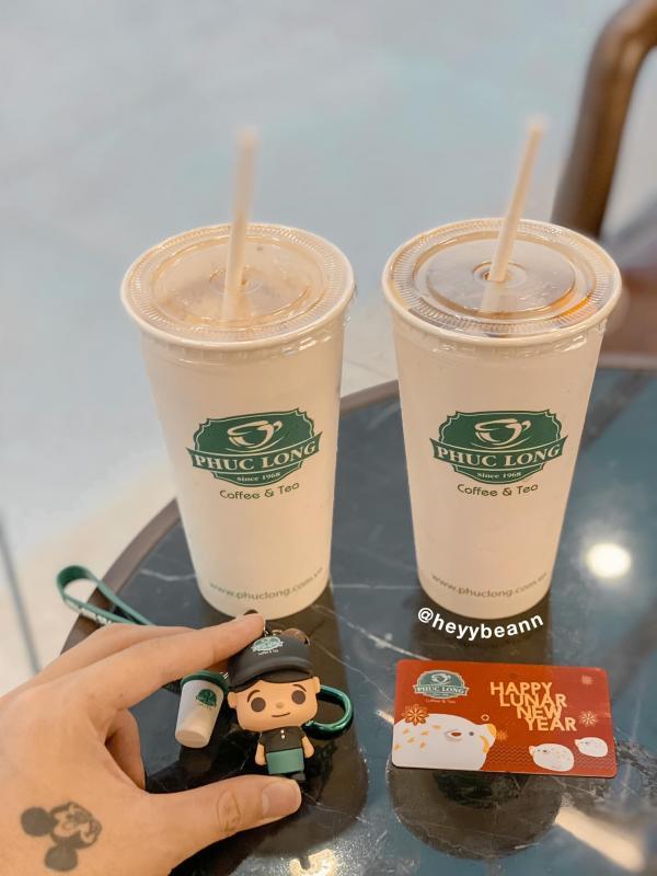 [Review] - Cafe Phúc Long, 2 Đặng Thai Mai, Tây Hồ, Hà Nội 2