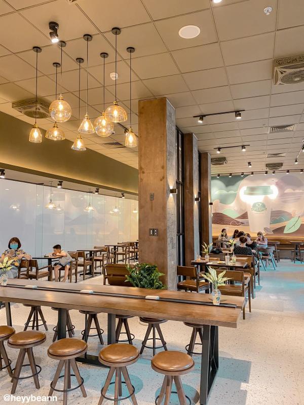 [Review] - Cafe Phúc Long, 2 Đặng Thai Mai, Tây Hồ, Hà Nội 4