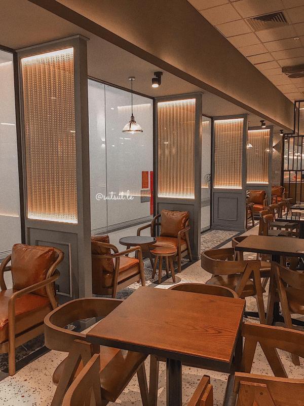 [Review] - Cafe Phúc Long, D' Leroi Solei - 2 Đặng Thai Mai 6