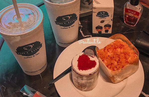 [Review] - Cafe Phúc Long, D' Leroi Solei - 2 Đặng Thai Mai 5
