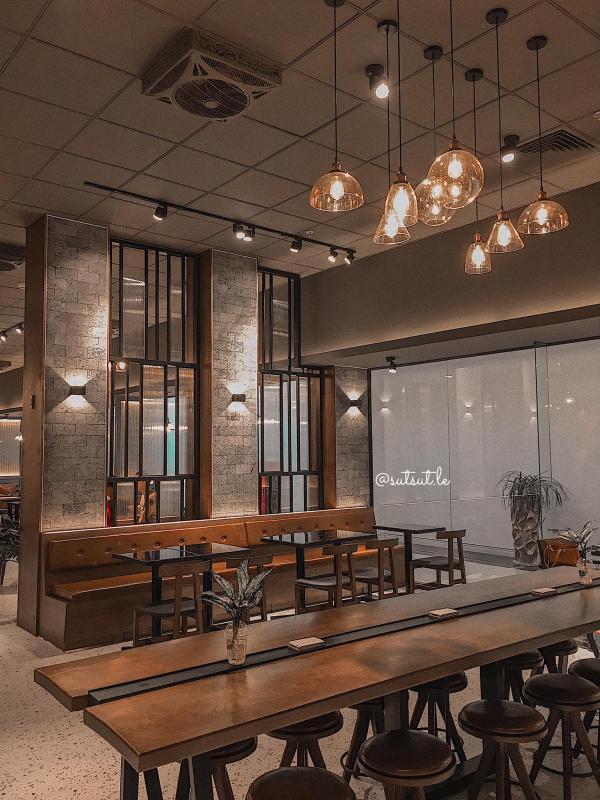 [Review] - Cafe Phúc Long, D' Leroi Solei - 2 Đặng Thai Mai 7