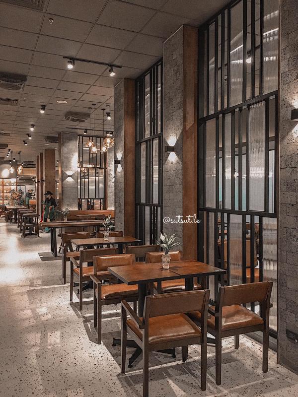 [Review] - Cafe Phúc Long, D' Leroi Solei - 2 Đặng Thai Mai 8