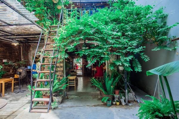 [Review] - Cafe nhà 41, Thái Hà, HN 4