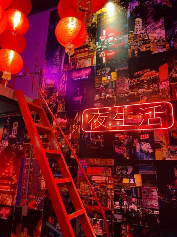 [Review] - Chụp ảnh sống ảo phong cách Hồng Kông 5