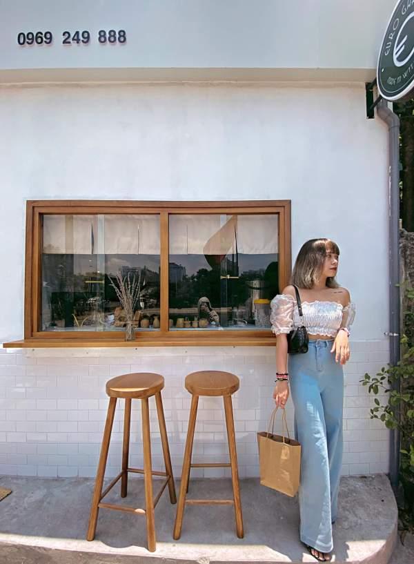 [Review Coffee Hoàng Cầu] - Euro Garden - Ngõ 38A Hoàng Cầu 4