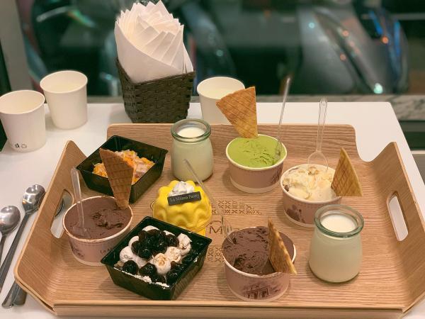 [Review Coffee] - La Milana, 150B Bùi Thị Xuân 2