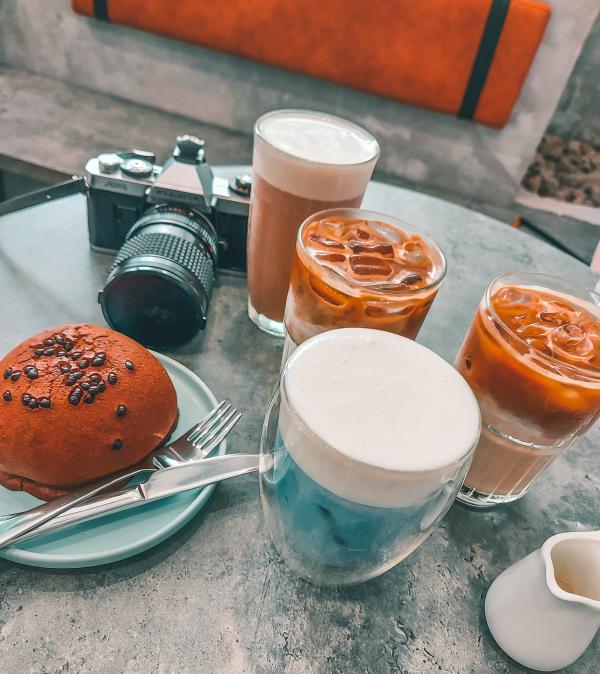 [Review] - DA LATTE CAFE, Cao Đạt, Đống Đa, HN 4