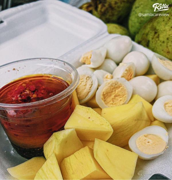 [Review] - Gánh Bánh Tráng SG, ngã ba Nguyễn Văn Tráng - Lê Lai 2