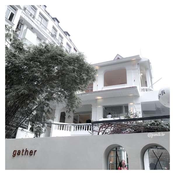 [Review] - Gather, 28A Hạ Hồi. Tổ hợp cafe - studio - spa 6