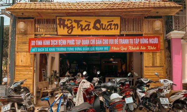 [Review] - Hỷ Trà Quán, Quận Thủ Đức - Style Vintage Cổ Xưa 19