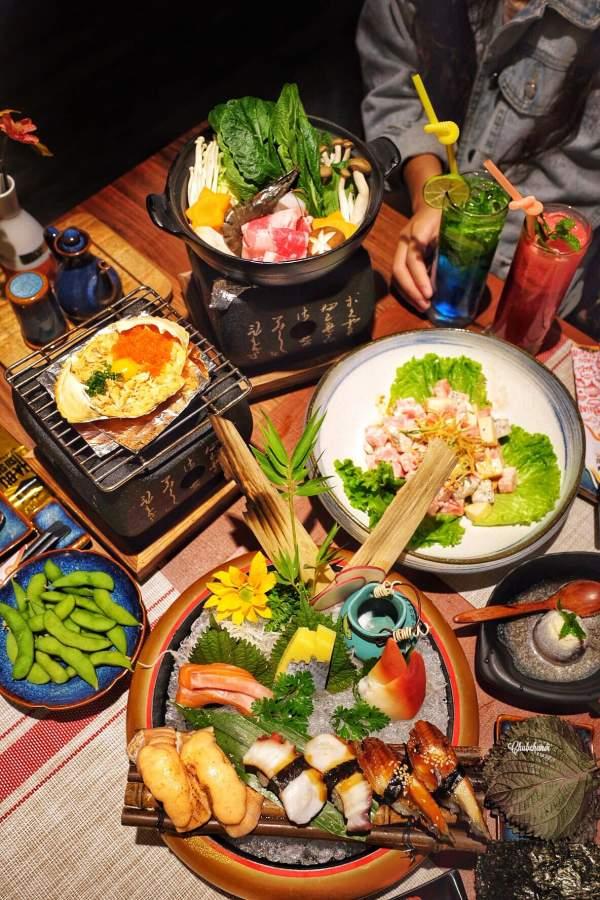 [Review] - Hadu Sushi - 276 Xã Đàn, Thử món MAI CUA NƯỚNG PHÔ MAI 4