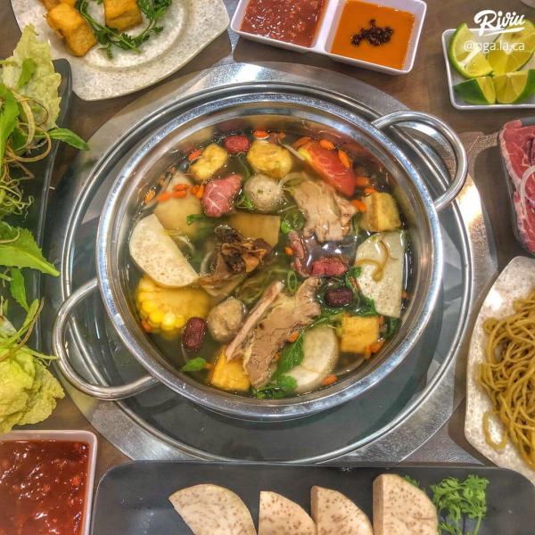 [Review] - Highson Hotpot, 182 Nguyễn Thái Sơn, P.4, Gò Vấp 4