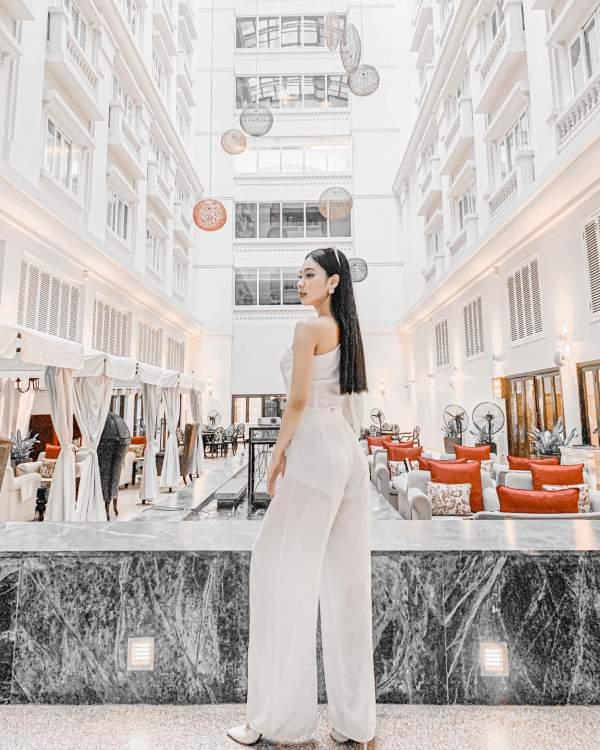 [Review] - Hotel de l'Opera Hanoi - MGallery - Set bánh trà chiều 7