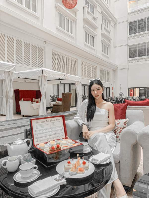 [Review] - Hotel de l'Opera Hanoi - MGallery - Set bánh trà chiều 6