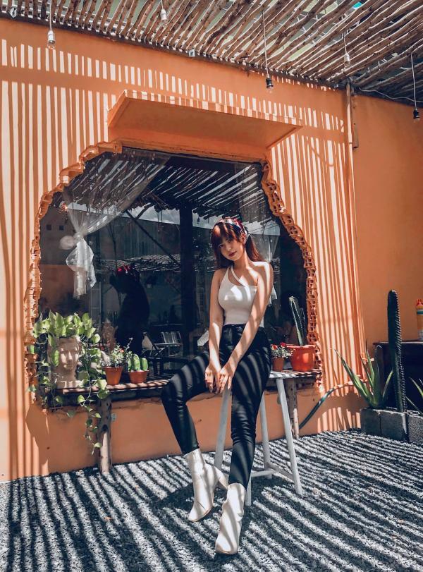 [Review] - Là café 168 Liêu Bình Hương, xã Tân Thông Hội, HCM 4