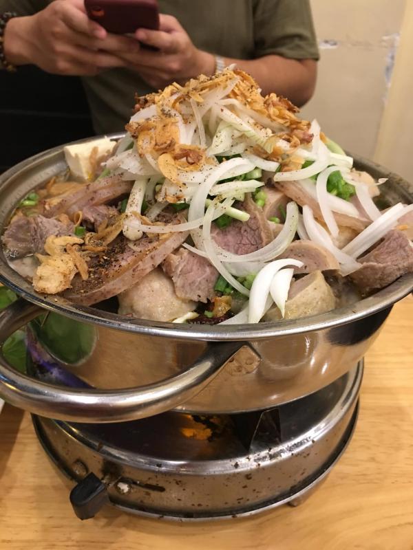 [Review] - Lẩu bò Thằng Đậu (566 đường Sư Vạn Hạnh) 2