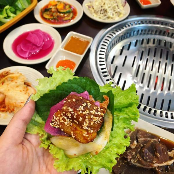 [Review] - Lẩu nướng Hàn Quốc Sinry Bulgogi, 53 Triều Khúc, HN 5