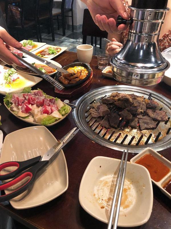 [Review] - Lẩu nướng Hàn Quốc Sinry Bulgogi, 53 Triều Khúc, HN 4