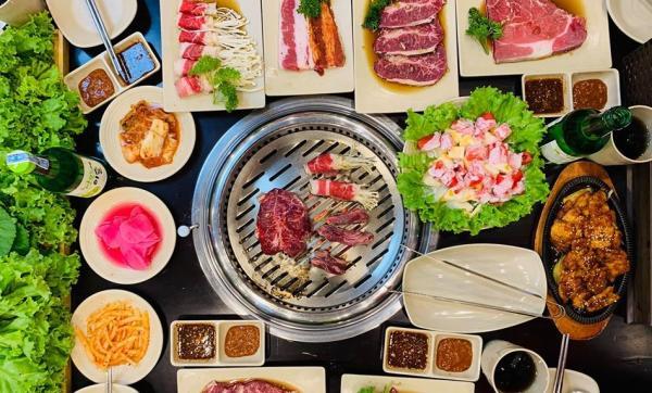 [Review] - Lẩu nướng Hàn Quốc Sinry Bulgogi, 53 Triều Khúc, HN 1
