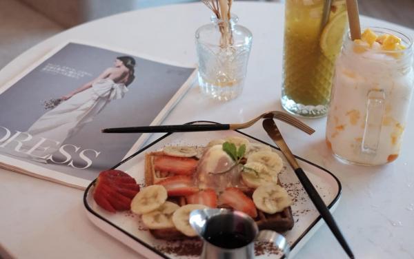 [Review] - LE REVEUR Coffee, Không gian thư giãn giữa lòng HN 15
