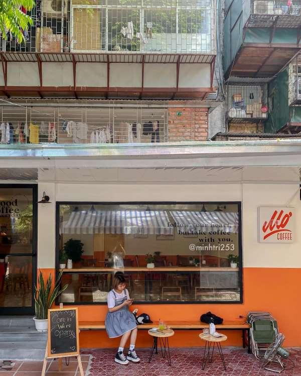 [Review] - Mơ Coffee, Chợ Nghĩa Tân - Cafe Cầu Giấy 3