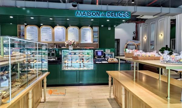 [Review] - MAISON des Delices – BAKERY AND COFFEE xinh xẻo khu Cầu Giấy 63