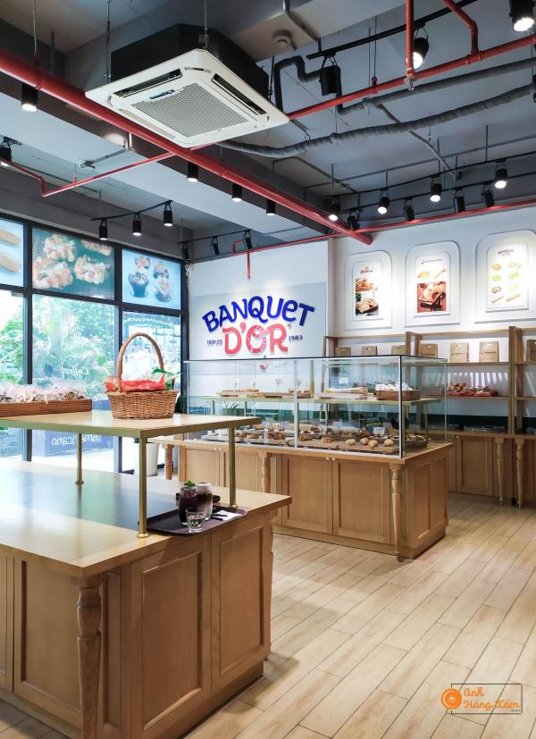 [Review] - MAISON des Delices – BAKERY AND COFFEE xinh xẻo khu Cầu Giấy 2