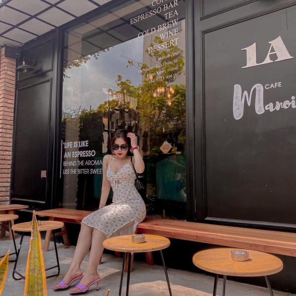 [Review] - MANOIR CAFE, 1A NGUYỄN GIA THIỀU -HOÀN KIẾM 3