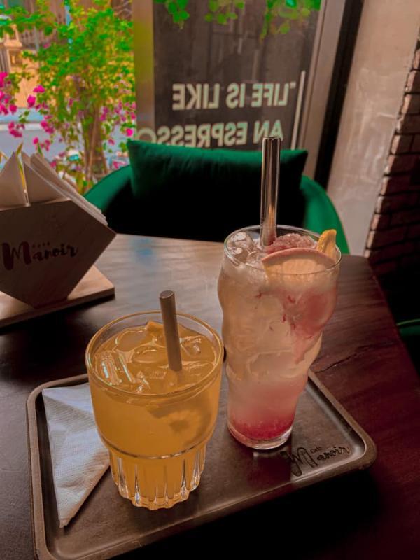 [Review] - MANOIR CAFE, 1A NGUYỄN GIA THIỀU -HOÀN KIẾM 2