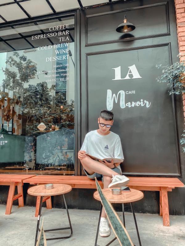 [Review] - Manoir Cafe 1A Nguyễn Gia Thiều - Hoàn Kiếm 7