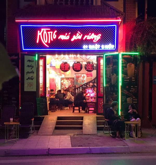 [Review] - Nước mía Kong, 41 Nhật Chiêu, HÓNG GIÓ HỒ TÂY CHỈ VỚI 15K 5