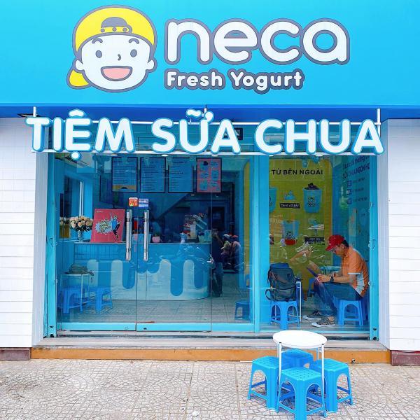 [Review] - NECA - TIỆM SỮA CHUA Ngon Sài Gòn 4