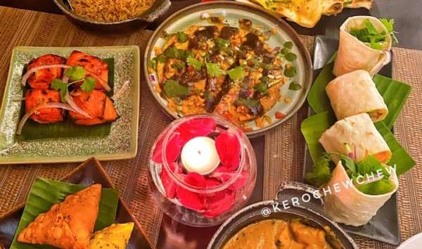 [Review] - Nhà Hàng Ấn Độ khu Tây Hồ, Nhà hàng Đồ ăn Ấn ở Hà Nội 13