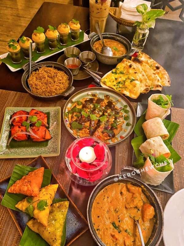 [Review] - Nhà Hàng Ấn Độ khu Tây Hồ, Nhà hàng Đồ ăn Ấn ở Hà Nội 11