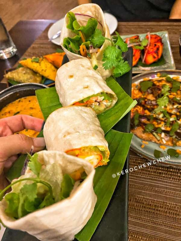 [Review] - Nhà Hàng Ấn Độ khu Tây Hồ, Nhà hàng Đồ ăn Ấn ở Hà Nội 10