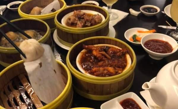 Review Nhà hàng Ming - Pan Pacific