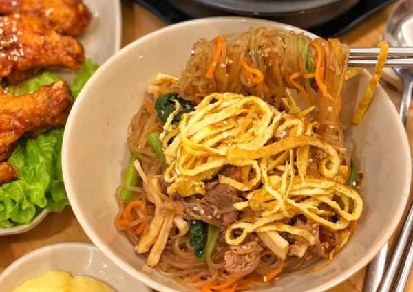[Review] - Quán ăn đồ Hàn - Hansarang - Số 464 Bạch Mai 57