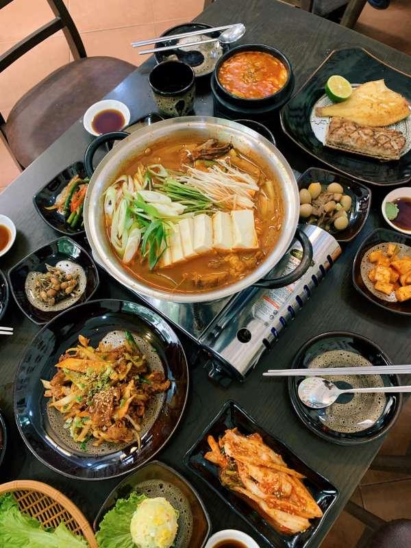 [Review] - Quán đồ ăn Hàn - NeulBom 3