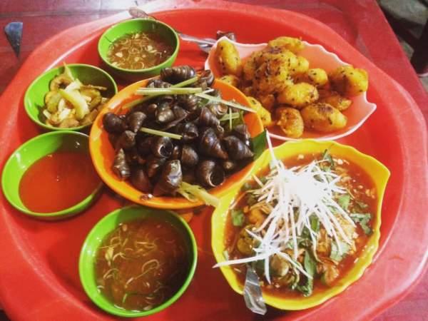 [Review] - Quán Ốc Chùa Láng, Ngõ 1194 Đường Láng, ăn cũng ưng 12