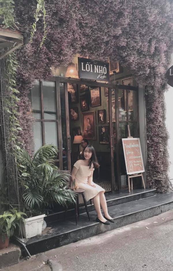 [Review] - Quán Cafe Xinh Xắn- Số 2 Tức mặc Trần Hưng Đạo 3