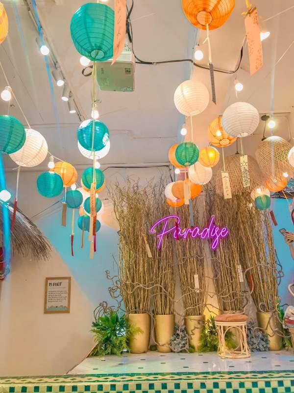 [Review] - Quán Cafe phong cách Bali, bể bơi cực Chill 6