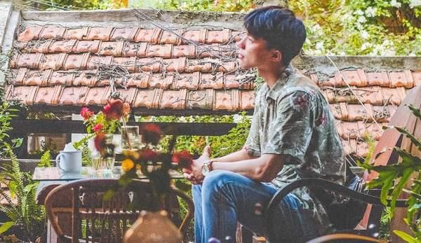 [Review] - Quán Cafe yên tĩnh, bình yên, khu Ba Đình