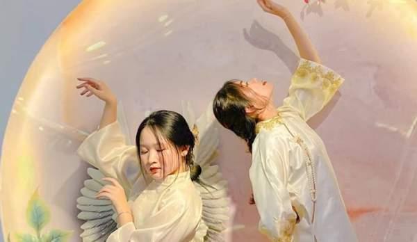 [Review Quán Trà] - Hoá trang làm quý phi chỉ dưới 150k, 85 Nguyễn Ngọc Vũ